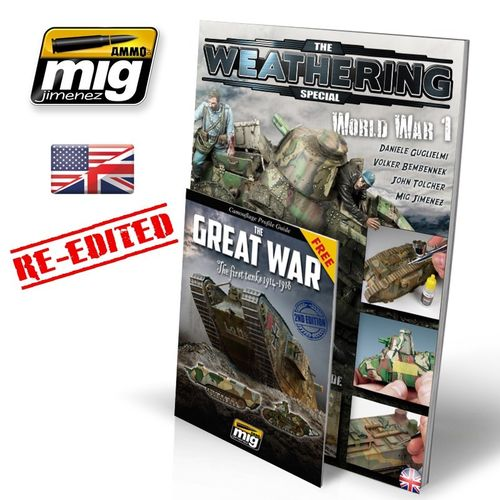 The Weathering Magazine Special World War I