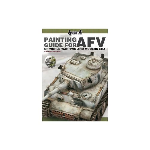 Painting Guide for AFV of WWII and Modern Era