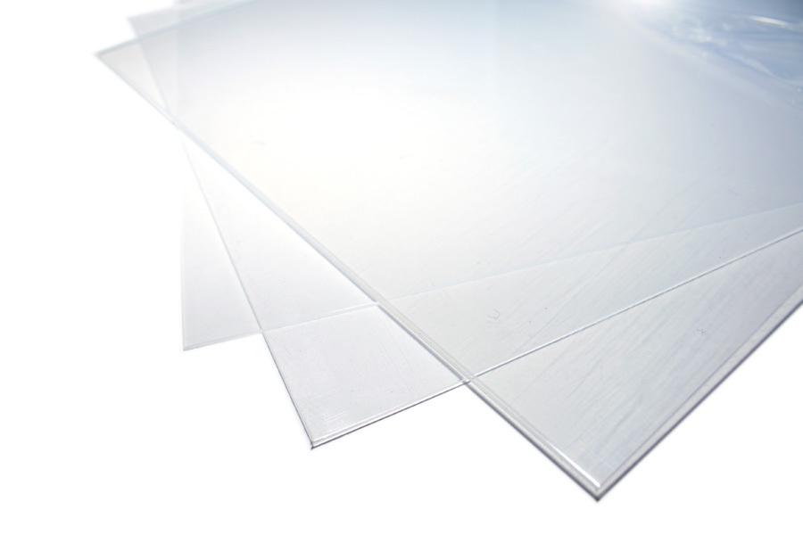 Helder Polyester Vivak 194 320mm 1mm Dik