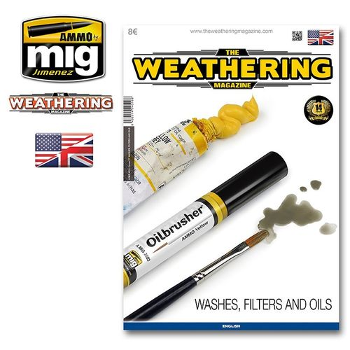 The Weathering Magazine No:17 Wahses,filters and oils