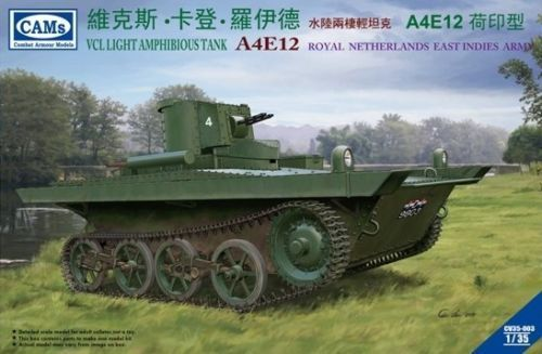 VCL T A4E12 Royal Netherlands (KNIL) 1/35