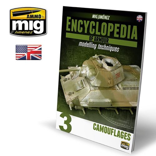 Encyclopedia of Armour Modelling Techniques Vol. 3: Camouflages