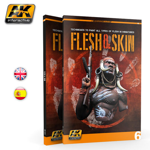 Flesh & Skin 2nd edition new!
