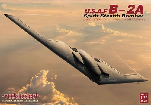 B-2A Stealth Bomber 1/72