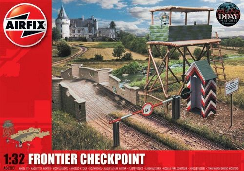 D-Day Frontier Checkpoint 1/32