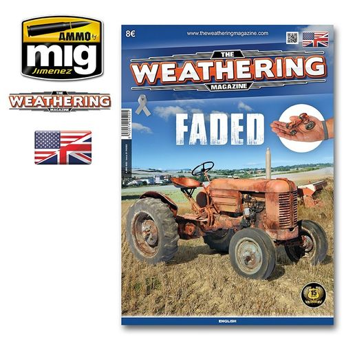 The Weathering Magazine No:21 Faded