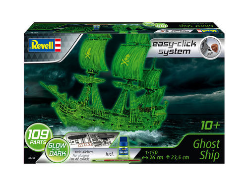 Ghost ship Easy click  1/150