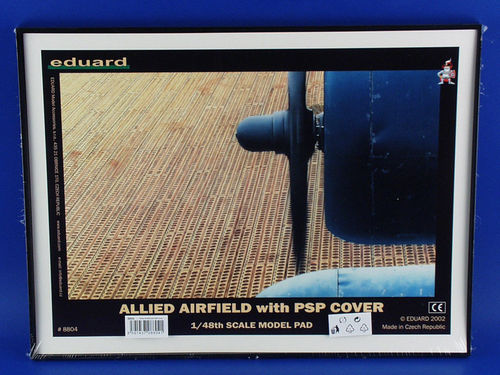 PSP Display - Allied Airfield 1/48