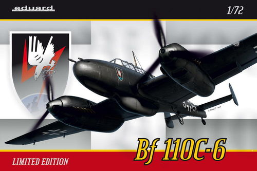 Bf 110C-6 1/72
