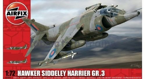 HAWKER HARRIER GR.3 1/72