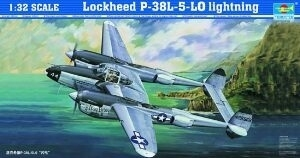 Lockheed P-38L-5-LO Lightning 1/32