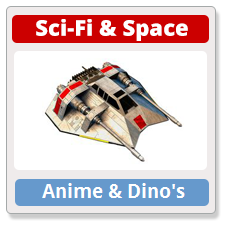 Space, SciFi, TV, Dino's, Anime