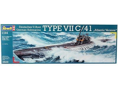 U-Boot TYPE VII C/41 Atlantic Version  1/144