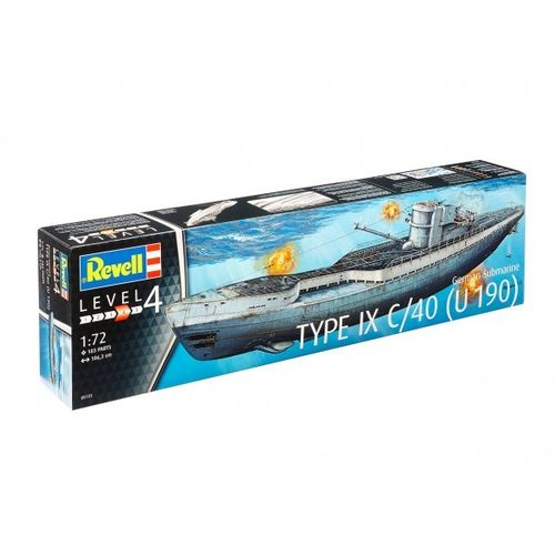 U-Boot Type IX C/40 1/72