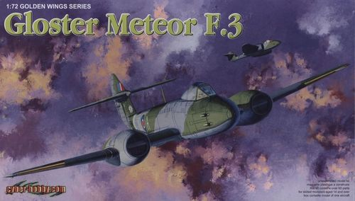Gloster Meteor F.III  1/72