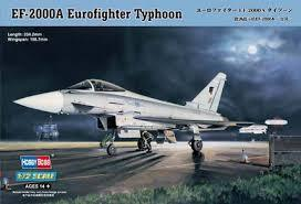 EuroFighter -2000A TYPHOON 1/72