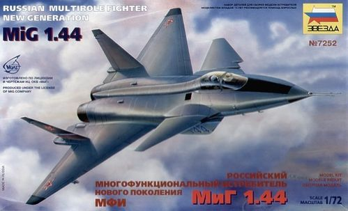 MIG 1.44 Russian Multirole Fighter