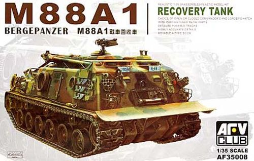 M88A1 Recovery verhicle  1/35