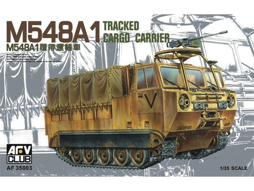 M548A1Tracked cargo carrier  1/35