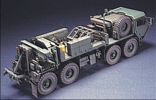 M984A1recovery vehicle conversion