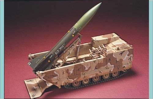 M667Lance guided missile equipment carrier