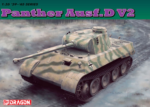 Panther Ausf.D V2    1/35