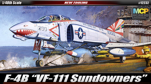 "F-4B ""VF-111 SUNDOWNERS""  1/48"