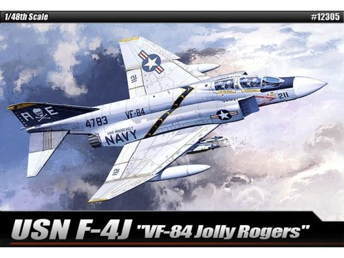"F-4J ""VF-84 JOLLY ROGERS""  1/48"