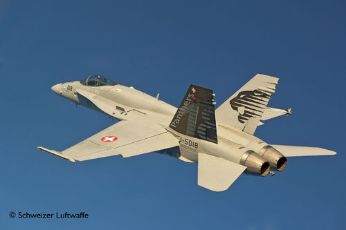 F/A-18C Hornet Swiss Air Force  1/48