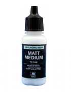 Matt Medium  (17ml)