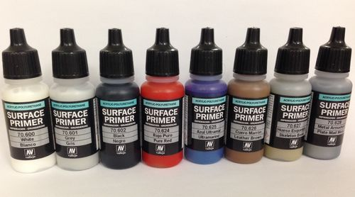 Surface Primers