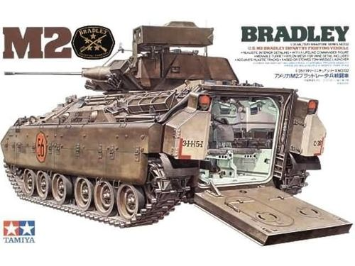 M2A2 Bradley Infantry Fighting Vehicle 1/35