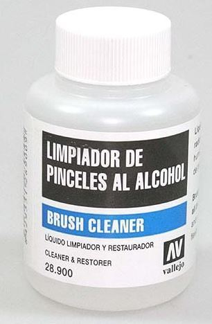 Vallejo Alcohol Brush Cleaner