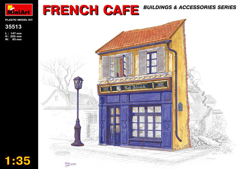 French Cafe 1/35