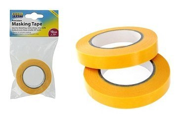 10mm Masking Tape dualpack (2x18m)