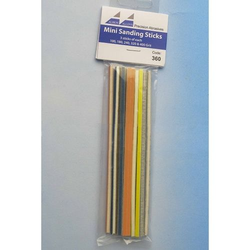 Mini Sanding Sticks (5x3)