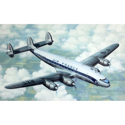Lockheed -749 Constellation Air France  1/72