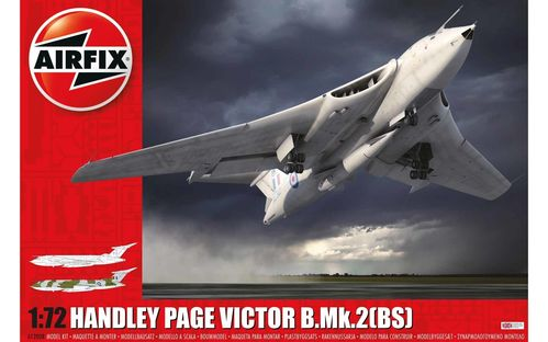 Handley Page Victor B2  1/72