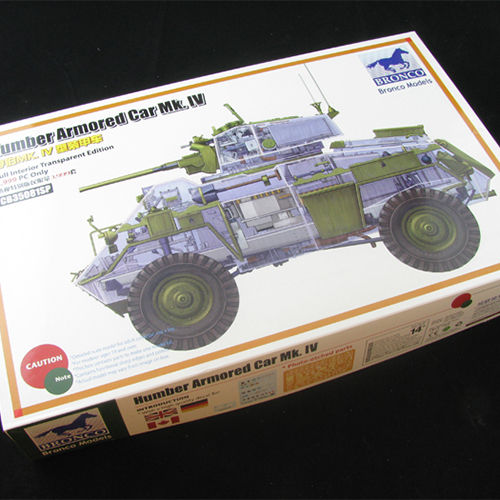 Humber Armored Car Mk.IV (Limited Edition)  1/35