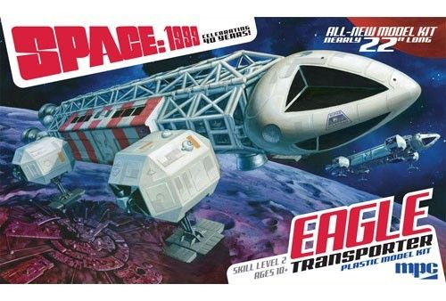 Space: 1999 – Eagle Transporter  1/48