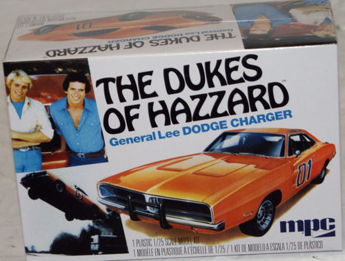 """69 General Lee Dodge (Dukes of Hazard) 1/25"