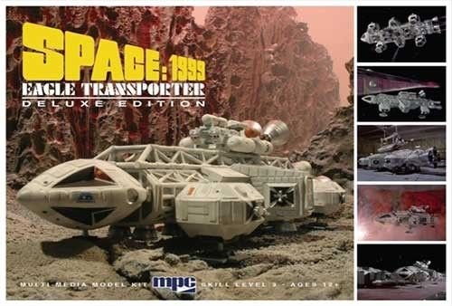 Space 1999 Eagle-1 Deluxe Edition