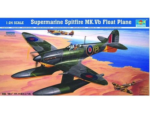 Supermarine Spitfire MK.Vb Float Plane 1/24