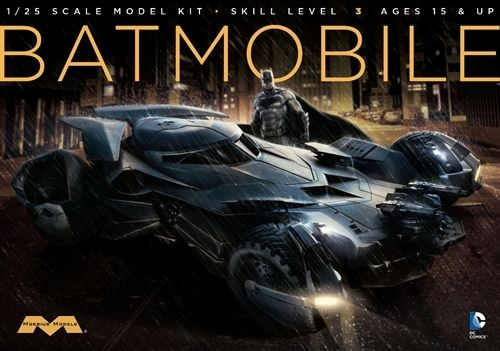 Batmobile Batman VS Superman   1/25