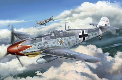 Bf109-G6 early 1/48