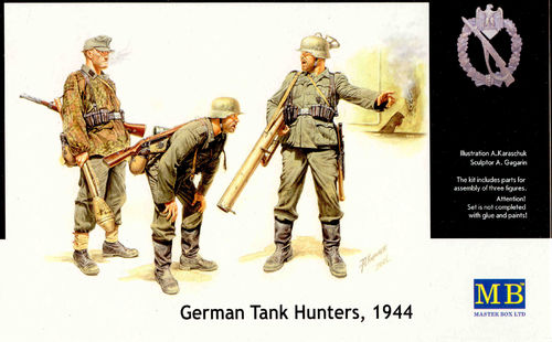 GERMAN TANK HUNT.'44 1/35
