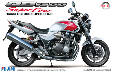 HONDA CB1300 SUPER FOUR  1/12
