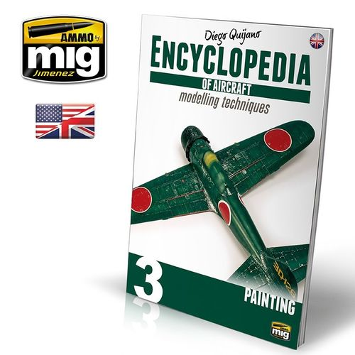 Encyclopedia of aircraft modelling techniques Vol.3  PAINTING (ENGLISH)
