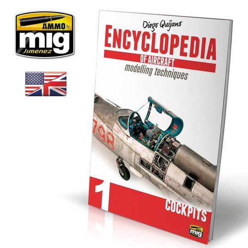 Encyclopedia of aircraft modelling techniques Vol.1  COCKPITS (ENGLISH)