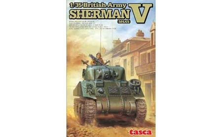 BRITISH SHERMAN M4A4    1/35